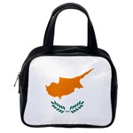 Cypriot Flag Classic Handbag (One Side)