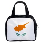 Cypriot Flag Classic Handbag (Two Sides)
