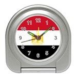 Egyptian Flag Travel Alarm Clock