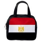 Egyptian Flag Classic Handbag (One Side)