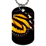 butterfly-pop-art-print-11 Dog Tag (One Side)