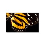 butterfly-pop-art-print-11 Sticker Rectangular (100 pack)