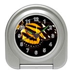 butterfly-pop-art-print-11 Travel Alarm Clock