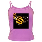 butterfly-pop-art-print-11 Dark Spaghetti Tank