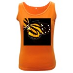 butterfly-pop-art-print-11 Women s Dark Tank Top