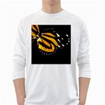 butterfly-pop-art-print-11 Long Sleeve T-Shirt