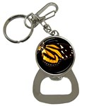 butterfly-pop-art-print-11 Bottle Opener Key Chain