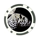 butterfly-pop-art-print-13 Poker Chip Card Guard (10 pack)