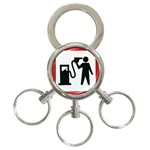 180771786_c50a8db28f 3-Ring Key Chain