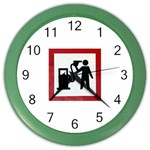 180771786_c50a8db28f Color Wall Clock