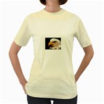 www_pics_am-birds133 Women s Yellow T-Shirt