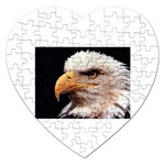 www_pics_am-birds133 Jigsaw Puzzle (Heart)