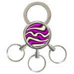 32282-2-317997 3-Ring Key Chain