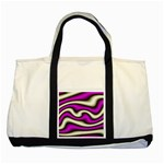 32282-2-317997 Two Tone Tote Bag