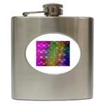 ART-z-100jgp-23302 Hip Flask (6 oz)