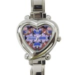 bioboom_xp-632179 Heart Italian Charm Watch