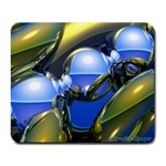bluegold01b-709182 Large Mousepad