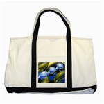 bluegold01b-709182 Two Tone Tote Bag
