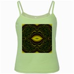 brown_fantasy-958468 Green Spaghetti Tank