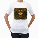 brown_fantasy-958468 Women s T-Shirt