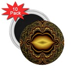 brown_fantasy-958468 2.25  Magnet (10 pack)
