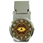 brown_fantasy-958468 Money Clip Watch