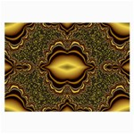 brown_fantasy-958468 Glasses Cloth (Large, Two Sides)