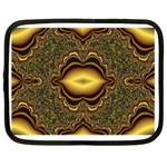 brown_fantasy-958468 Netbook Case (Large)