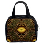 brown_fantasy-958468 Classic Handbag (Two Sides)