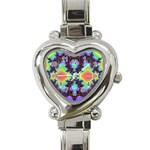 -color%20matrix-685134 Heart Italian Charm Watch