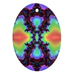 -color%20matrix-685134 Oval Ornament (Two Sides)