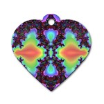 -color%20matrix-685134 Dog Tag Heart (Two Sides)