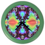 -color%20matrix-685134 Color Wall Clock