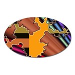 colordesign-391598 Magnet (Oval)
