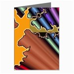 colordesign-391598 Greeting Cards (Pkg of 8)