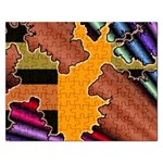 colordesign-391598 Jigsaw Puzzle (Rectangular)