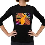 colordesign-391598 Women s Long Sleeve Dark T-Shirt