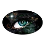 eye-538468 Magnet (Oval)