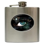 eye-538468 Hip Flask (6 oz)