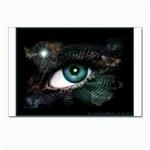 eye-538468 Postcard 4  x 6