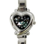 eye-538468 Heart Italian Charm Watch