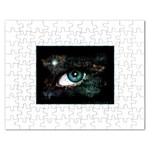 eye-538468 Jigsaw Puzzle (Rectangular)