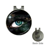 eye-538468 Golf Ball Marker Hat Clip