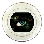 eye-538468 Porcelain Plate