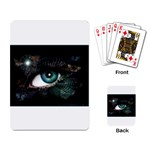 eye-538468 Playing Cards Single Design