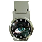 eye-538468 Money Clip Watch