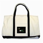 eye-538468 Two Tone Tote Bag