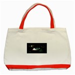 eye-538468 Classic Tote Bag (Red)
