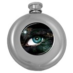 eye-538468 Hip Flask (5 oz)