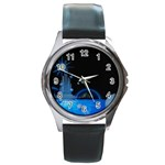 futur2-630637 Round Metal Watch